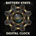 Battery Clock Live Wallpaper
