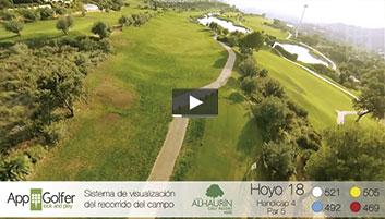 Galería golf