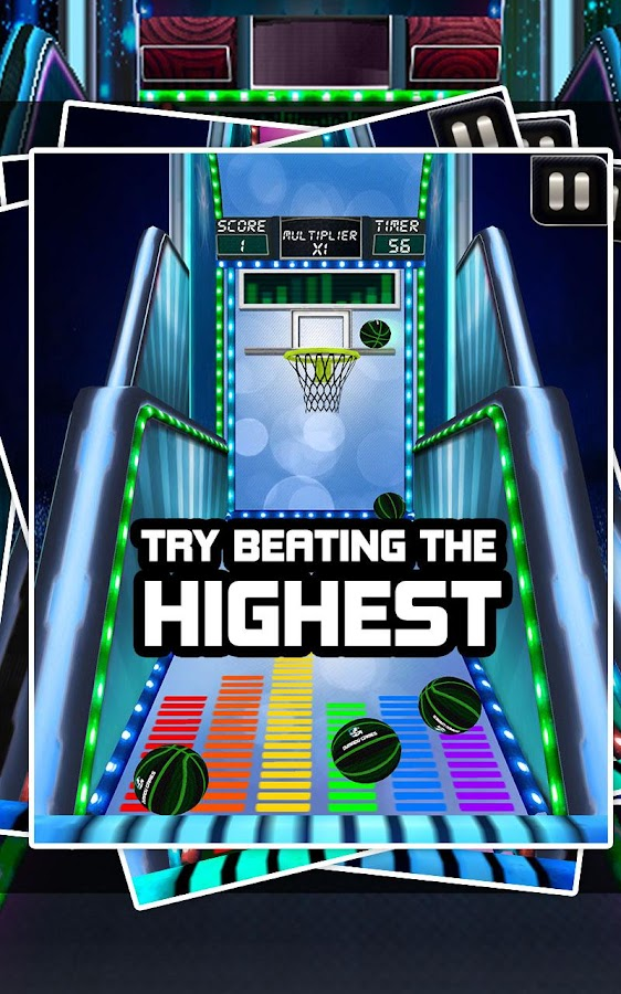 Basketball 3D- screenshot