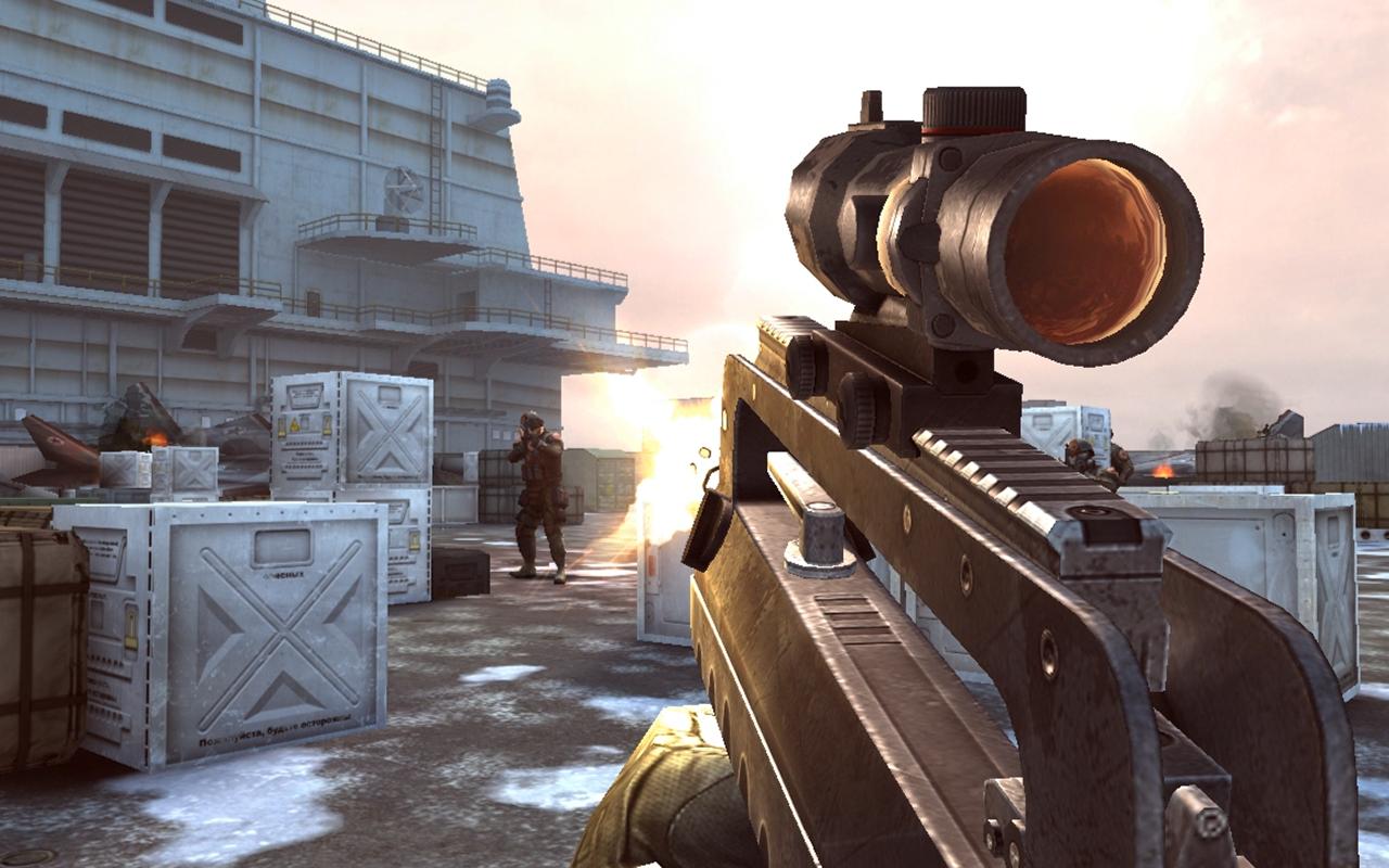 Modern Combat 3: Fallen Nation screenshot #5