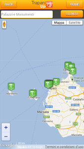 Trapani UP screenshot 6