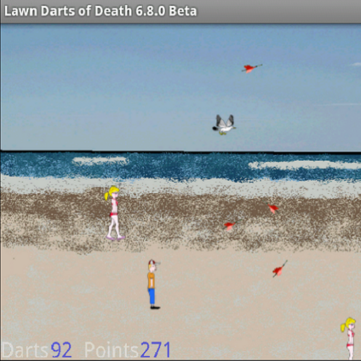 Lawn Darts of Death