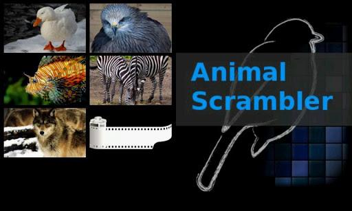Animal Scrambler