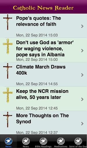 玩免費新聞APP|下載Catholic Reader app不用錢|硬是要APP