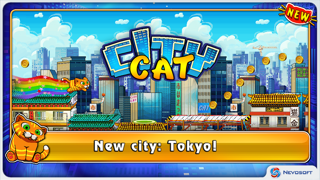 City Cat- screenshot