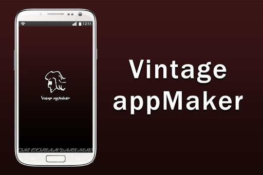 Vintage appMaker - THE GALLERY