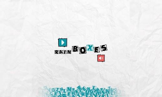 Rain Boxes - μικρογραφία στιγμιότυπου οθόνης