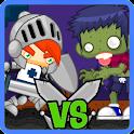 Zombie vs Titan: Running World icon