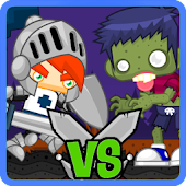 Zombie vs Titan: Running World