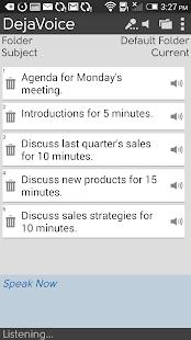 DejaVoice - Voice Caption App