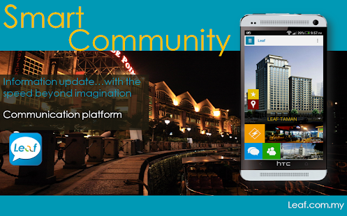 Leaf Smart Community- screenshot thumbnail
