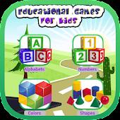 ABC, 123, Colors & Shapes