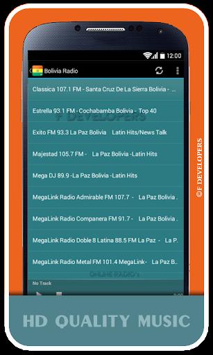 Bolivia Radio - Live Radios