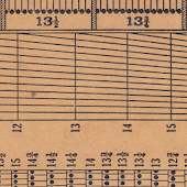 Stamp Perforation Gauge