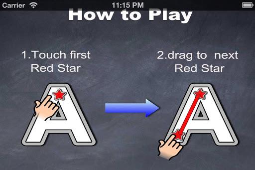 QCAT - アルファベットのABCを書