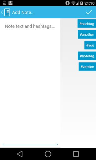【免費生產應用App】Notetag-APP點子