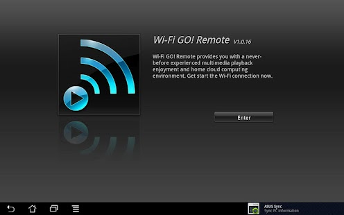 Wi-Fi GO! Remote - screenshot thumbnail
