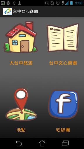 台中文心商圈