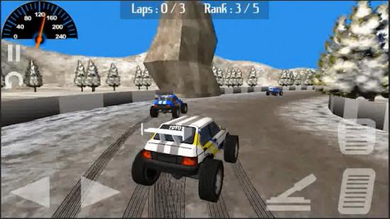 Rally Drift Racing 3D