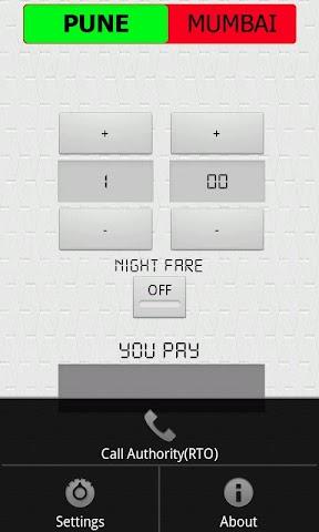 Screenshots for Rickshaw Fare Calculator
