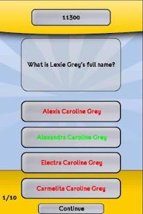 Grey's Anatomy Trivia Quiz 休閒 App-愛順發玩APP