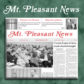 Mt. Pleasant News