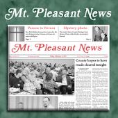 Mt. Pleasant News
