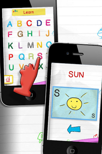 ABC Talking Alphabet for kids