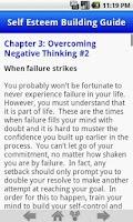 Screenshot of Self Esteem Building Guide