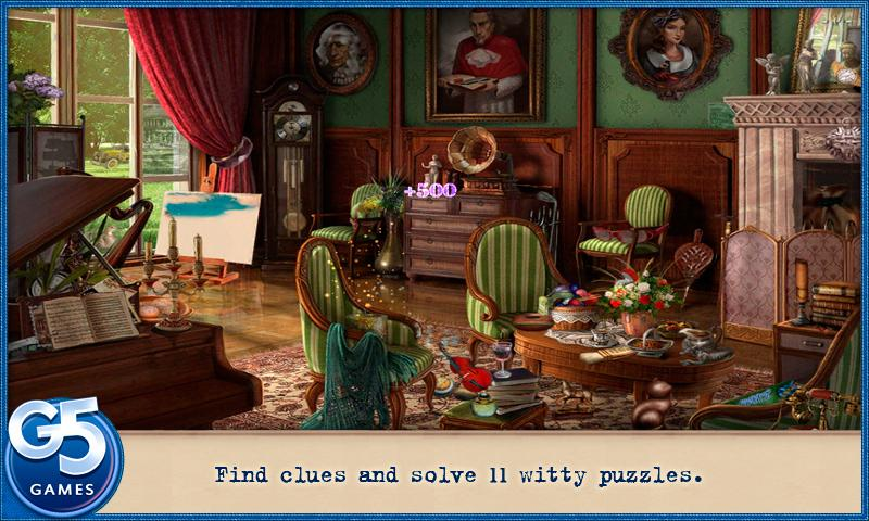 Letters from Nowhere- screenshot