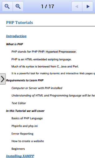 PHP Short Notes for Beginners