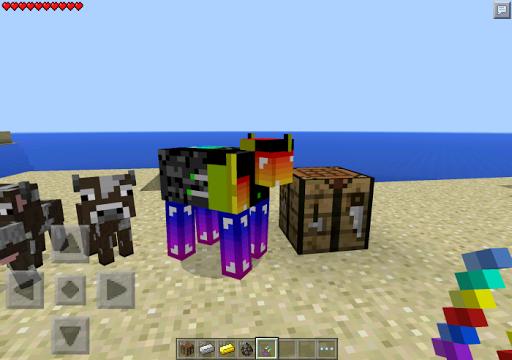 Rainbow Derp Mod MCPE