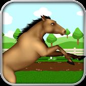 Horse Run & Jump Free
