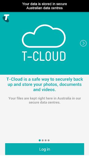 Telstra T-Cloud