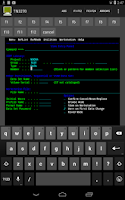 Screenshot of Mocha TN3270