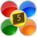 5 Colors logo