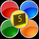 5 Colors logo