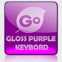 Gloss Keyboard Purple Theme icon