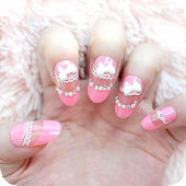 Fingernail Design by Kitty