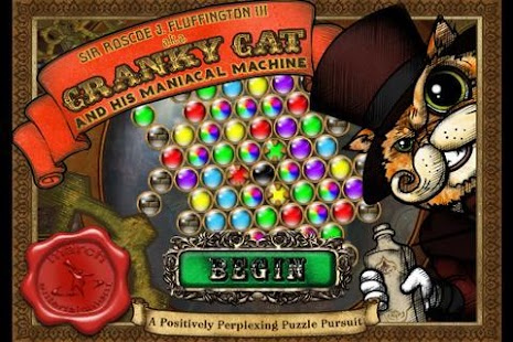 Cranky Cat's Bubble Pop! Full - screenshot thumbnail
