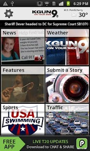 KGUN - screenshot thumbnail