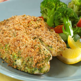 Gremolata-Crusted Tilapia Recipe