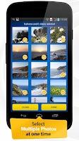 Screenshot of Photo Transfer App