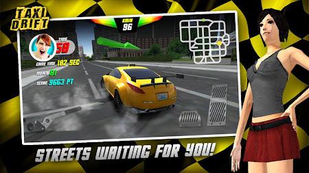 Taxi Drift 1.0 screenshot 43662