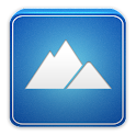 Runtastic Altimeter Montagne icon