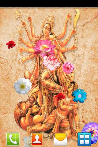 Durga Maa Live Wallpaper HD