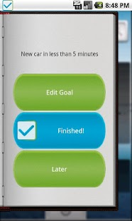 Goal Do+ (GoalD+) screenshot