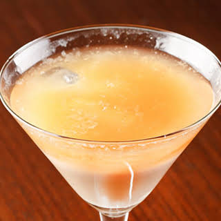 Creamsicle Martini.