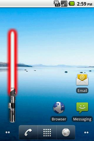 Lightsaber- screenshot