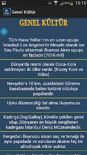 Genel Kültür - náhled